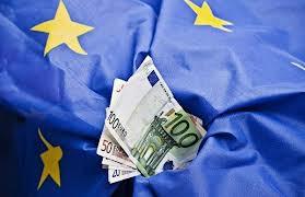 bandera  europa -euros